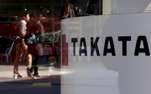 Takata phủ nhận mất 24 tỉ USD vì lỗi túi khí