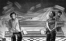 Góc riêng tư: Khổ vì chồng bủn xỉn