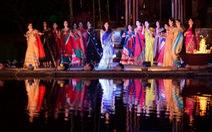 Ngắm saree Ấn Độ khoe sắc tại Sài Gòn