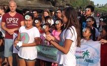 Hai chị em và chiến dịch cấm túi nhựa ở Bali