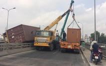 Nguy cơ tràn ngập xe container 40 feet từ Trung Quốc