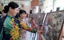 Triển lãm ảnh phụ nữ Venezuela trong xây dựng CNXH thế kỷ XXI