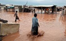 Pakistan và Kashmir mưa như trút nước, 53 người chết