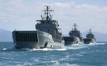 Mỹ - Philippines bắt đầu tập trận gần Biển Đông