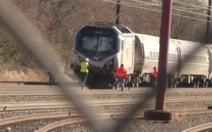 Mỹ: tàu hỏa trật bánh, 2 người chết, 35 bị thương