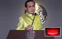 Thái Lan tịch thu hàng ngàn chén có chữ ký của ông Thaksin