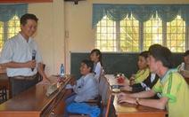 Cách dạy văn lạ của thầy giáo làng