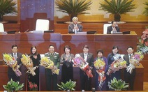 Ông Hà Ngọc Chiến trúng cử Chủ tịch Hội đồng dân tộc