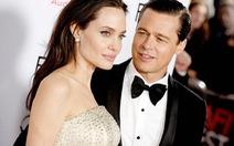 AngelinaJolie - Brad Pitt lọt vào10 cặp đôi đáng ngưỡng mộ
