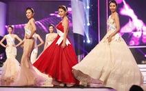 18 người đẹp tranh vương miện Hoa khôi áo dài