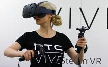 HTC Vive (VR) ra mắt,khuấyđộng ngành giải trí