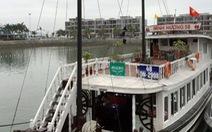 Quảng Ninh chấm dứt đóng mới tàu du lịch vỏ gỗ