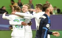 Thua sốc Wolfsburg, R.M đối diện nguy cơ bị loại