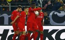 Jurgen Klopp giúp Liverpool cầm chân đội bóng cũ Dortmund