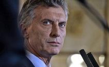 Lãnh đạo Argentina, Anh đối mặt khủng hoảng hồ sơ Panama