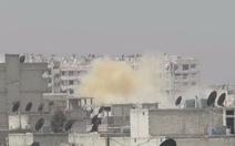 IS tấn công hóa học, thảm sát 175 công nhân Syria