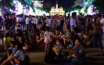 Điểm tin: Cấm tổ chức ăn uống tại đường Nguyễn Huệ, TP.HCM