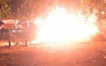 Nổ pháo hoa ở Ấn Độ, cả trăm người chết