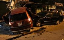 Ô tô tông liên hoàn trên quốc lộ 13, 1 người chết