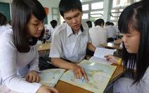 Thầy trò cùng tăng tiết để ôn tập thi THPT quốc gia