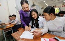 Cẩn trọng khi đăng ký dự thi để tránh rớt oan