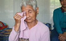 Nước mắt những người mẹ Gạc Ma