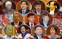 Những phát biểu khó quên tại kỳ họp cuối Quốc hội khóa XIII