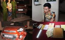 Giết tài xế taxi cướp tài sản rồi bỏ vào TP.HCM lẩn trốn