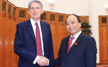 Thủ tướng hoan nghênh tuyên bố của G7 về Biển Đông