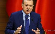 Bị châm biếm, tổng thống Thổ Nhĩ Kỳ kiện diễn viên hài Đức
