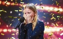 Clip cô bé 12 tuổi hát nhạc kịch ởBritain's Got Talent