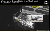 Trung Quốc lại điều chiến đấu cơ ra Phú Lâm