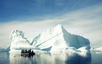 Du lịch vùng cực để nhận thức biếnđổi khí hậu