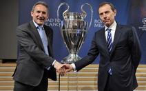 M.C đụng độ với R.M ở bán kết Champions League