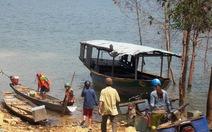 Tìm thấy thi thể người chồng vụ lật ghe hồ thủy điện