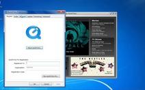 Người dùng Windows cầngỡ ngay phần mềmApple QuickTime