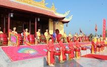 Kiên Giang khánh thành đền thờ Quốc tổ Hùng Vương