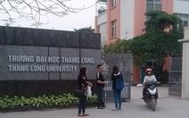 Trường ĐH dân lập đầu tiên tham gia tuyển sinh nhóm