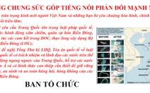 Người Việt trẻ đưa Hoàng Sa,Trường Sa ra thế giới