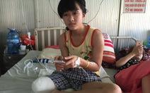 Đắk Lắk quyên góp cho nữ sinh bị cưa chân 153 triệu