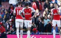 Hòa Crystal Palace, Arsenal tan mộng vô địch