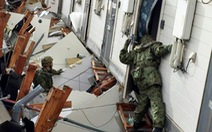 Người Nhật lại vừa trải qua các cơn địa chấn kinh hoàng