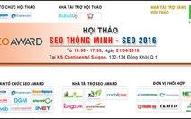 """Sự kiện Online Marketing """"SEO thông minh – SEO 2016"""""""