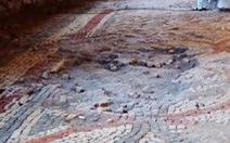 Phát hiện tòa nhà thời La Mã trong khu vườn ở Anh