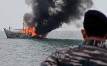 Malaysia mới bắt giữ 14 ngư dân Việt Nam
