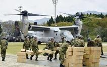 Động đất Ecuador, Nhật: công tác cứu hộ gặp khó khăn