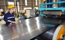 Giá nguyên liệu sản xuất tôn tăng mạnh
