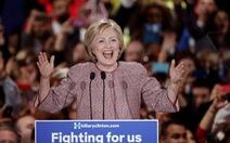 Ông Trump, bà Clinton thắng bầu cử sơ bộ ở New York