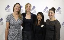 Giải Pulitzer:Bốn nhà báo nữ đi đến cùng sự thật