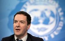 """Nước Anh sẽ """"nghèo bền vững"""" nếu rời EU"""